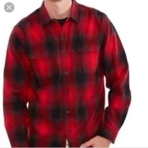 Woolrich Ultimate Flannel Button Down Buffalo